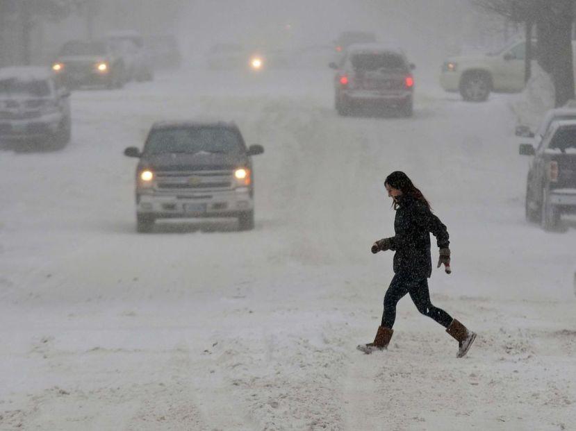 NImal ugodna situacija u Sjevernoj Dakoti.