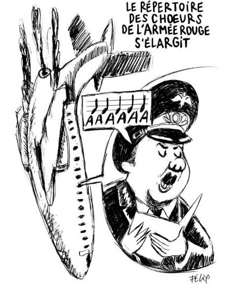 Nova karikatura Charlie Hebdo je izazvala zgražanje u Rusiji.