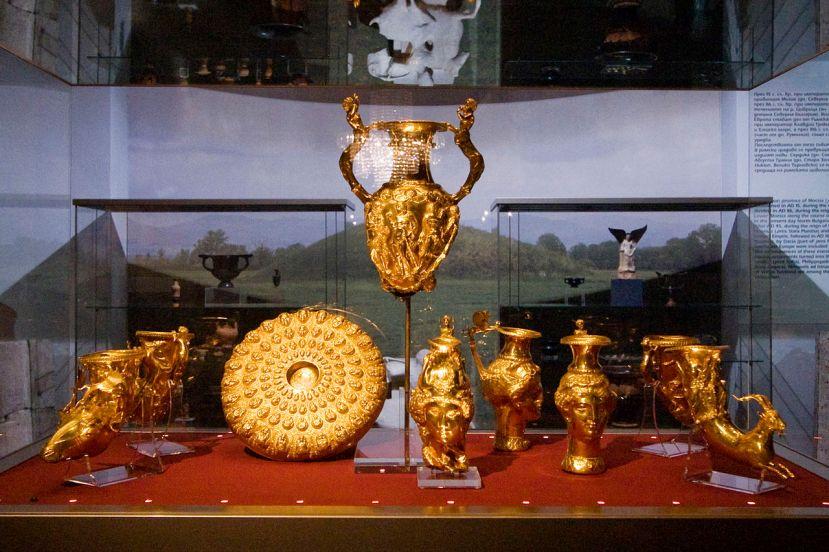 Šest kila čistog zlata napravljeno rukama drevnih Tračana.