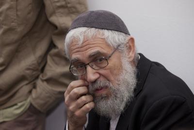 Rabbi Moti Elon, osuđen je zbog dva poznata seksualna napada na maloljetne dječake.