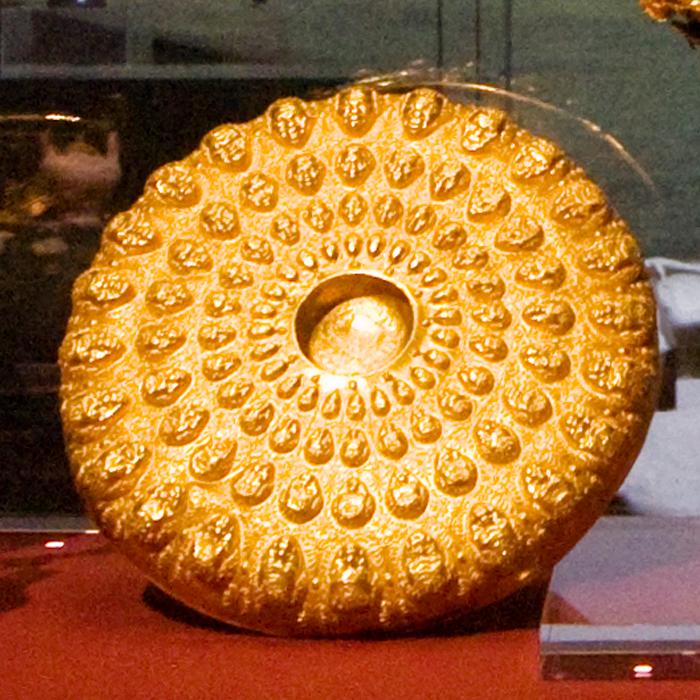Panagyurishte blago je najveći nalazak zlatnih tračanskih predmeta.