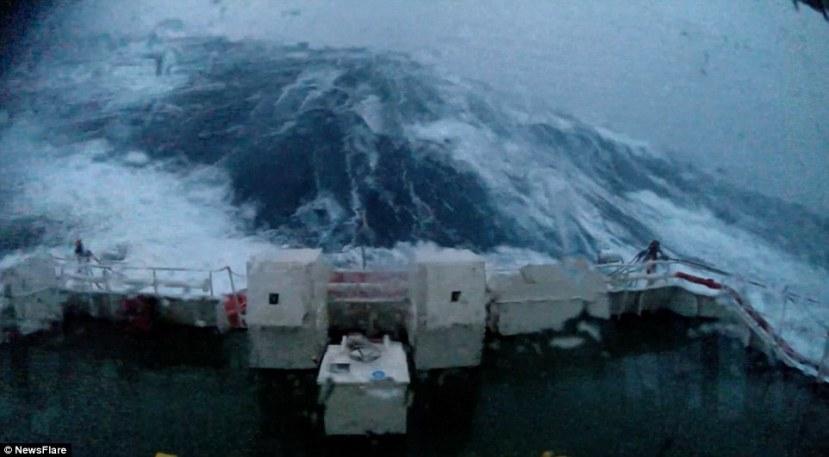 Snimka valova od 30 metara je obišla svijet, i to s pravom.