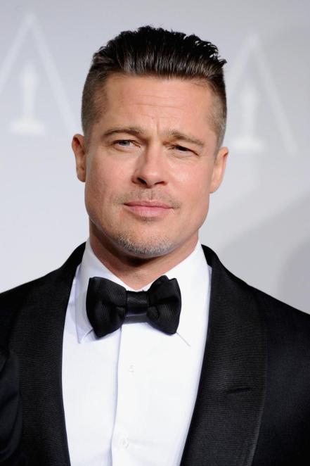 Elegantni Brad Pitt na premijeri filma Furry tijekom 2014. Pitt je još jedna ikona elegantnog i muževnog modno osviještenog muškarca.