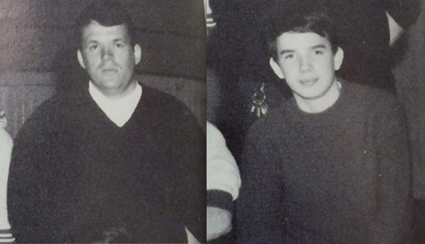 Lijevo: Dennis Hastert Desno: Steve Reinbolt