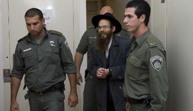 Rabin Shapira je bio kratko zatvoren zbog poziva na ubijanje djece.