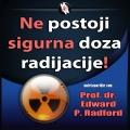 Radford ne postoji sigurna doza radijacije