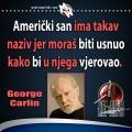 George Carlin američki san