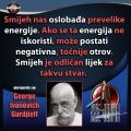 GI Gurdjieff smijek lijek za preveliku energiju