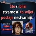 John Lennon bliži stvarnosti