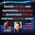Dr Mark Hyman zdrava hrana