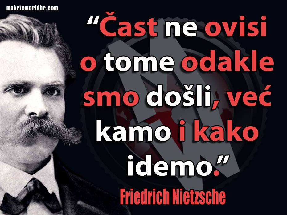 friedrich nietzsche and the matrix essay Read this biographies essay and over 88,000 other research documents friedrich nietzsche friedrich nietzsche was born near rocken a small town in the prussian.