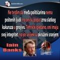 Banks pošteni političari