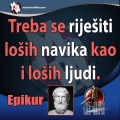 Epikur loši ljudi