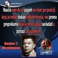 Booker T. Washington savladavanje prepreka u životu