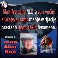 John Alva Keel NLO i demonski fenomeni