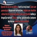 Omer Goldman Granot – ne želim služiti u izraelskoj vojsci