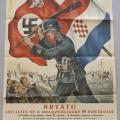 poster za prijavu u SS postrojbe
