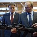 Putin s oružjem