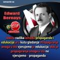 Edward Bernays propaganda i edukacija
