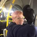 gavran u metrou