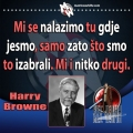 Harry Browne sami smo krivi