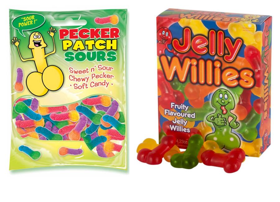 Čemu služe slatkiši u obliku penisa koji se prodaju djeci?