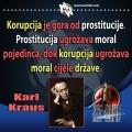 Karl Kraus korupcija i prostitucija