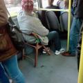 najbolje nosit vlastitu sjedalicu