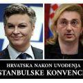nakon uvođenja Istanbulske konvencije (baš Kolindi dobro stoji Plenkovićeva frizura, jel tak?)