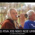 pivo i voda