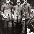 Adolf Hitler u vojnoj bolnici 1918.
