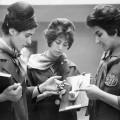 Afganistanke na medicinskom fakultetu 1962.