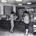 Afganistanke u prodavaonici ploča 1950.