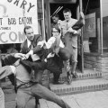 agenti FBI-ja uhićuju protu ratne prosvjednike 1969.