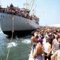 albanske izbjeglice luka Bari 1991.