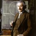 Albert Einstein 1921.