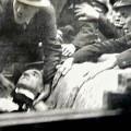 Kralj Aleksandar nakon atentata 1934.