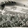 američki vojnici koji su bacili s Enolom gay atomsku bombu na Hirošimu