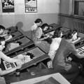 Amerikanke rade na propagandnim posterima 1942
