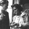 Coco Chanel i Salvador Dali 1938