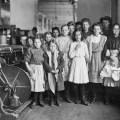 djeca tekstilni radnici 1909 sad