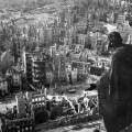 Dresden nakon tapetnog bombardiranja 1945