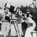 Leni Riefenstahl priprema snimanje nacističkih propagandih filmova 1936