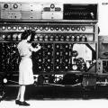 mašina koja je razbila nacističku šifru i enigmu