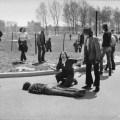 Mary Ann Vecchio vrišti pored upucanog nesretnika kojeg je ubila nacionlna garda zbog protu ratnog prosvjeda 1970