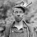 mladi rudar u wet virginiji 1910