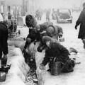 ljudi opkoljeni u lenjingradu