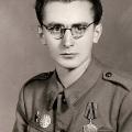 Tuđman u partizanskoj uniformi 2