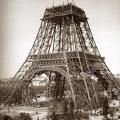 Izgradnja Eiffelovog tornja