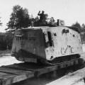 Njemački tenk A7V 1916.